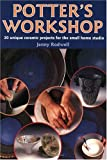 Potter's Workshop, Jenny Rodwell, 0715313592