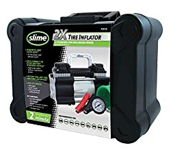 Slime 40026 2X - Heavy Duty Direct Drive Tire Inflator