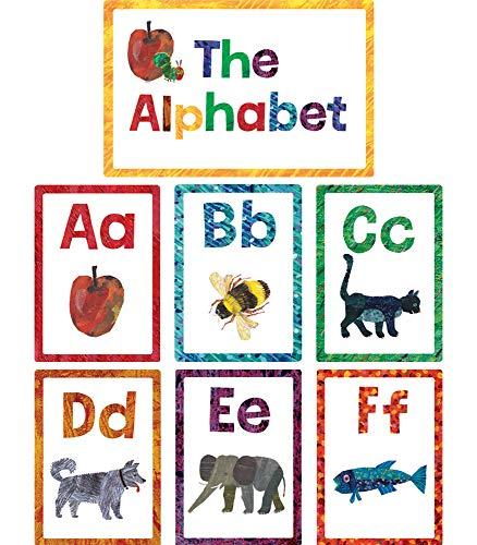 World of Eric CarleTM Alphabet Bulletin Board Set ()
