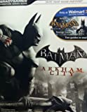 Batman: Arkham City / Includes Batman Arkham Asylum - Two Guides in One! (BradyGames Signature Series Guide)