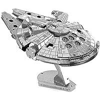 Piece Fun Rompecabezas Metalico 3D Star Wars Millenium Falcon