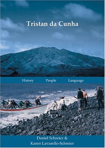 Download Tristan da Cunha: History. People. Language. ebook