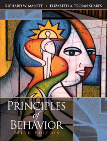 Principles of Behavior (5th Edition)
