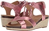 Lucky Brand Kids Girls' Jelessa Sandal, Flamingo, 5 Medium US Big Kid