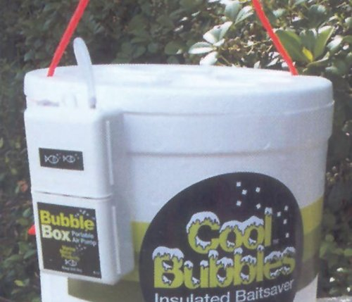 Marine Metal Products CB - 211 Cool Bubbles 8 - qt. Plastic Bucket & Pump Kit by Marine Metal