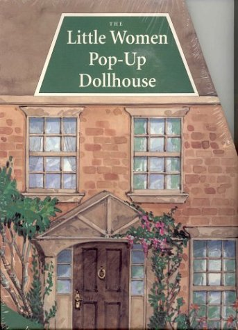 The Little Women Pop Up Dollhouse (US)