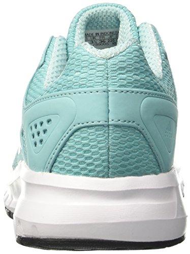 Adidas Damen Duramo Lite W Low-top, De Kern Zwart / Nacht Met./ftwr Wit Turquoise (easmin / Claqua / Ftwwht)