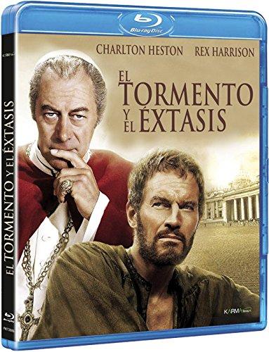 El Tormento Y El Éxtasis -- The Agony And The Ecstasy -- Spanish Release