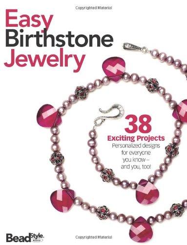 Button Magazine - Easy Birthstone Jewelry