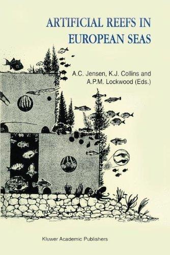 Artificial Reefs in European Seas (English Edition)