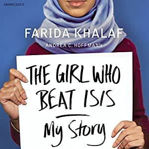 The Girl Who Beat Isis Hörbuch