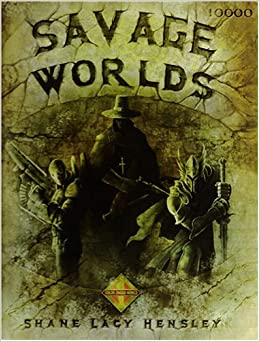 SAVAGE WORLDS CORE RULEBOOK EPUB DOWNLOAD