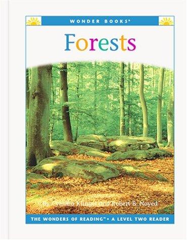 Read Online Forests (Wonder Books Level 2 Habitats) ebook
