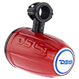 "DS18 Hydro NXL6TPR Pair of Red Marine 6.5"" 2-Way"