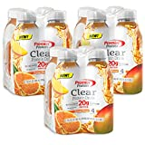 Health & Personal Care : Premier Protein Clear  Drink, Orange Mango, 16.9 fl oz Bottle, (12 Count)