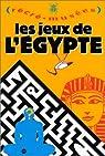Les Jeux de l'Egypte (livre-jeu) par Dupuis