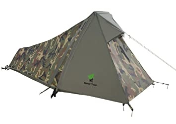 GEERTOP 1-Person 3-4 Season Lightweight Backpacking Bivy Tent Aluminum Pole  sc 1 st  Amazon.com & Amazon.com : GEERTOP 1-Person 3-4 Season Lightweight Backpacking ...
