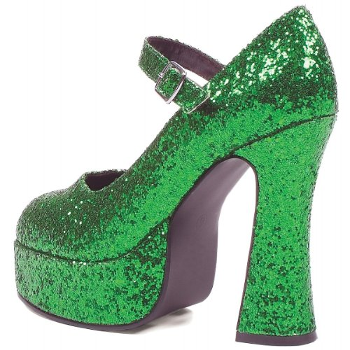 Lucky 7 Halloween Costumes (Lucky Costume Shoes - Size 7)