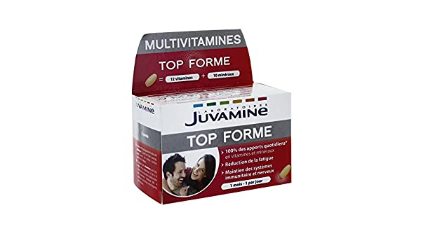 Amazon.com: Juvamine Top Fitness 30 Tablets by Juvamine: Health & Personal Care