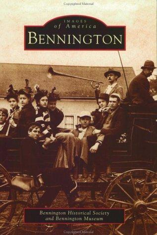 Bennington Vermont - Bennington (VT) (Images of America)