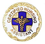 Certified Nursing Assistant Graduation Pin - 10 Pack