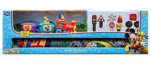 Disney Mickey Mouse Train Playmat Play ()