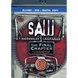 Saw: The Final Chapter (Two-Disc Blu-ray/DVD Combo + Digital Copy) (Formerly Saw 3D) [Importado]
