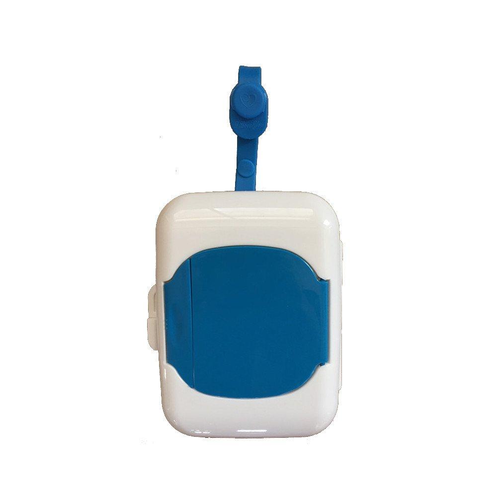 Baby Travel Wipe Case Child Wet Wipes Box Changing Dispenser Storage Holder D