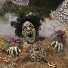Halloween Zombie Decoration Ideas Pinpoint