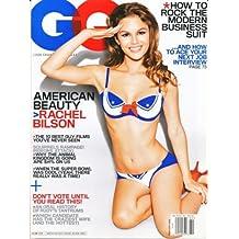 Gq Magazine Rachel Bilson American Beauty February 2008