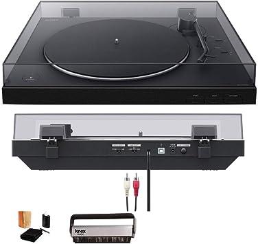 Sony PS-LX310BT - Juego de tocadiscos inalámbricos: Amazon.es ...