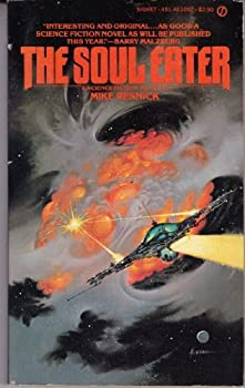 The Soul Eater by Mike Resnick science fiction book reviews