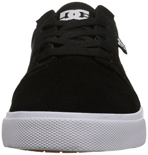 DC Men's TONIK Shoe, Black/White/Black, 9.5 D US