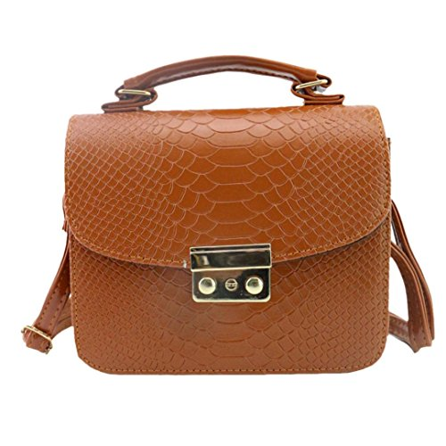 Morwind Ladies Small Bag Bags Brown black Tote Crocodile Crossbody Shoulder By Uwq0t8cx15