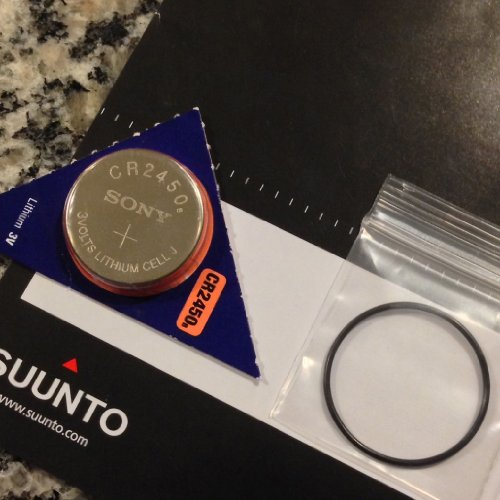 (Battery Kit: Suunto Cobra 1, 2 & 3 Vyper 1 & 2, Vytec and Gekko)