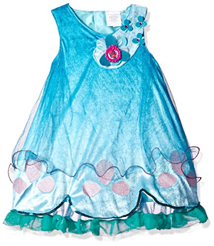 Trolls Poppy Dress, Blue -