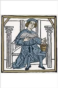 Impresión fotográfica de botica Medieval