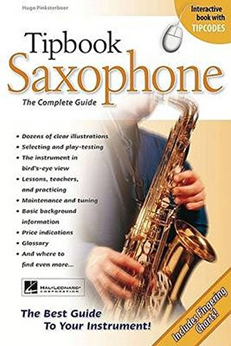 Download Tipbook Saxophone: The Complete Guide ebook