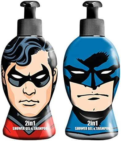 Batman DC Comics Artículos de Higiene Personal Duo - 1 pack ...