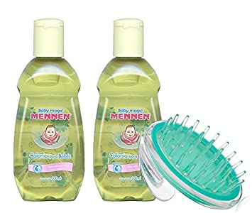 Baby Magic Mennen Cologne - Colonia Mennen Para Bebe, 200 ml (2 Pack)