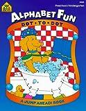 Alphabet Fun, School Zone Publishing Company Staff and Julie Orr, 0887431151