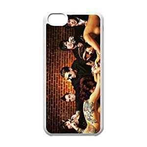 Avenged Sevenfold For iPhone 5C Csae protection phone Case ST059310