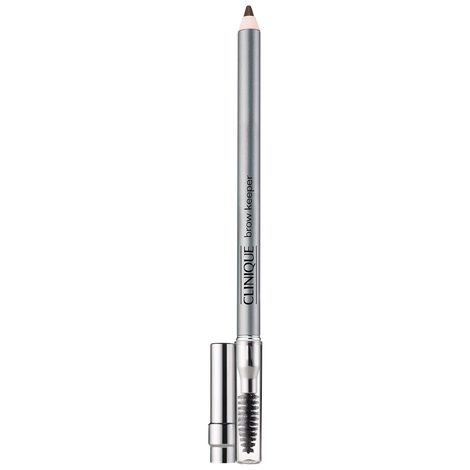 Clinique Brow Keeper Brow Pencil with Brush, .04oz/1.2g, 01 Warm Brown by Voronajj (Image #1)