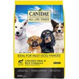 CANIDAE All Life Stages Dog Dry Food Chicken Meal & Rice Formula 15lbs