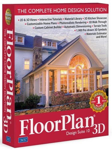 Floorplan 3d Design Suite 10 - 1