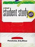 Precalculus, 3e: Your Student Study Pack, Dan Miller, Robert F. Blitzer, 0132268973