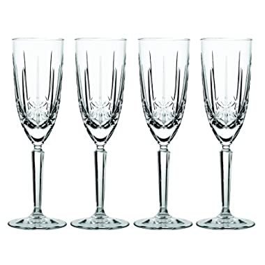 Marquis by Waterford Sparkle Flute, Set of 4