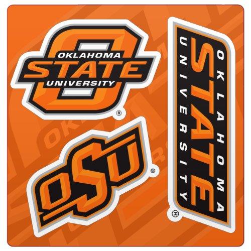 "Oklahoma State 12"" Magnet Sheet"