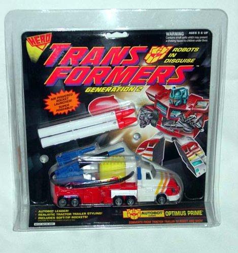 Hasbro Transformers Generation 2 Hero Optimus Prime
