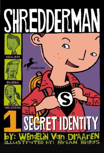 Download Secret Identity (Turtleback School & Library Binding Edition) (Shredderman) ebook